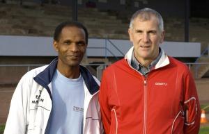 Abdel Tayss & Eddie Willig