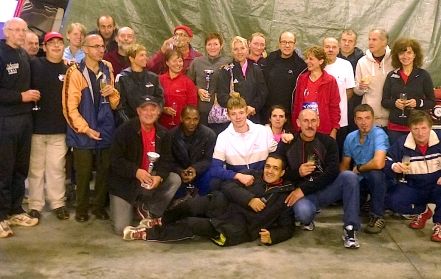 Les 5 équipes du FMAC à Folschviller