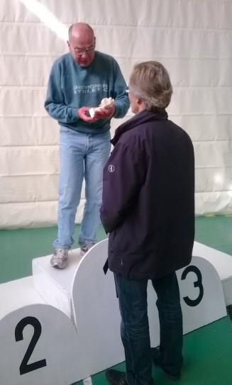 La plus haute marche du podium pour Pascal