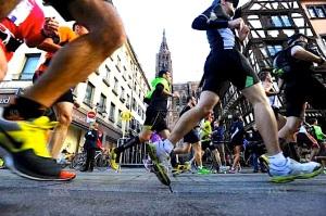Marathon de Strasbourg 2ème édition
