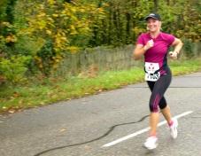 Sandrine, c'est parti pour le sprint final !!!