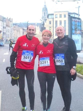 Francine, Malik et Roger à Nancy