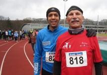 Mohamed et Bernard