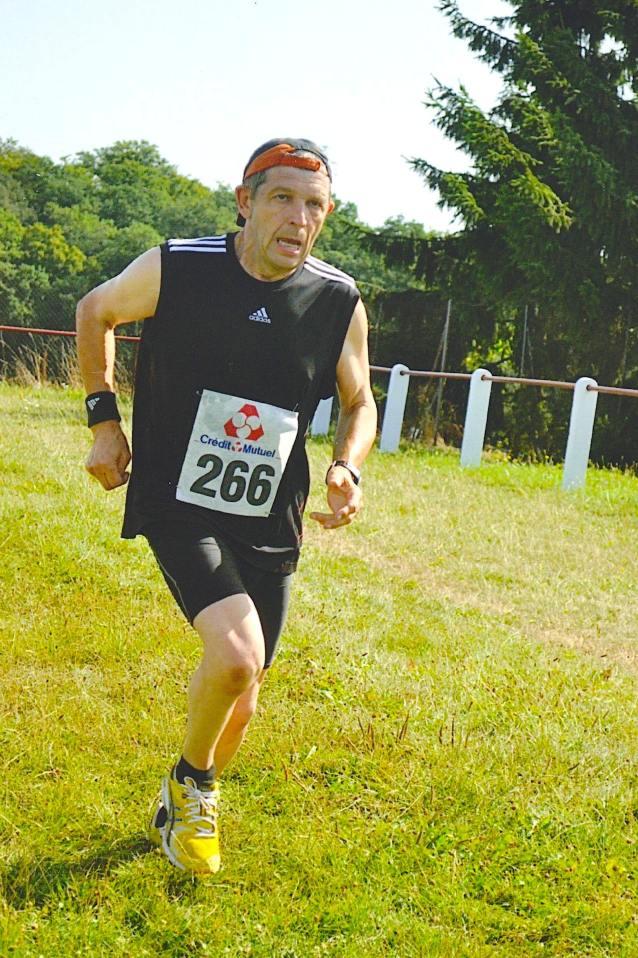 Paul-Jean, la course à pied comme passion