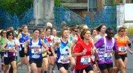 Francine dans la course
