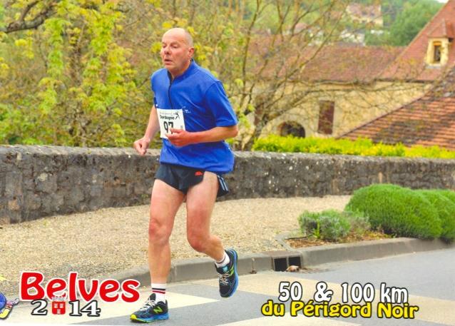 Pascal HOFF aux 100KM de Belvès