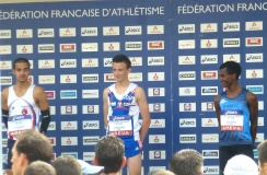 Yann Schrub Champion de France Junior