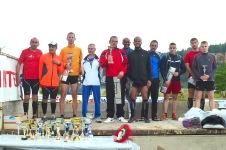 Le podium par équipe