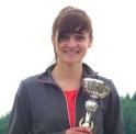 Pauline Champlon plus jeune participante