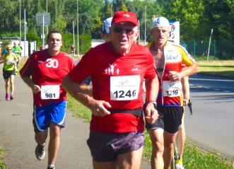 Un beau semi-marathon pour Joel