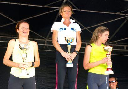Dominique Première au scratch féminin