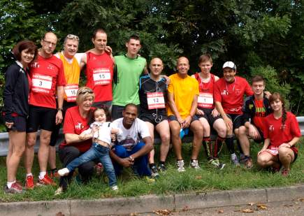 Les équipes du FMAC à la Transmosellane 2014