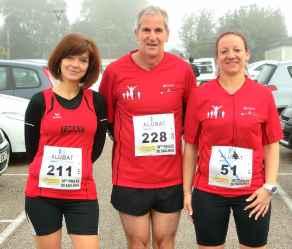 3 athlètes du FMAC à Château-Salins