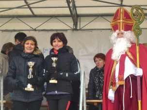 2ème place V3F pour Francine