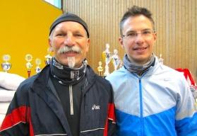 Bernard et Sébastien