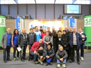 Le FMAC 3ème place au Silvesterlauf