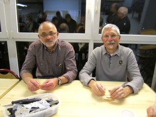 Roger et Bernard