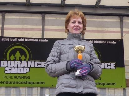 Francine 1ère V3F à Villers les Nancy