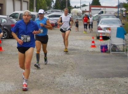 Pascal 154km en 24h