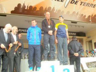 Pascal Lang Champion de Lorraine V2H du semi-marathon