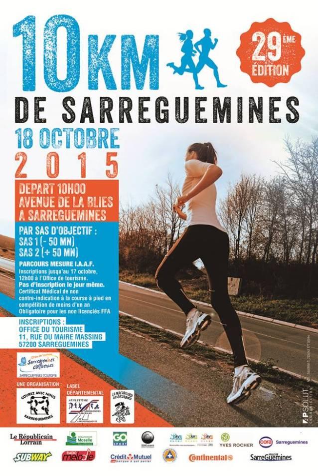 Affiche Sarreguemines 2015