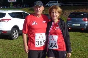Francine et Roger Romming à Saint-Louis les Bitche