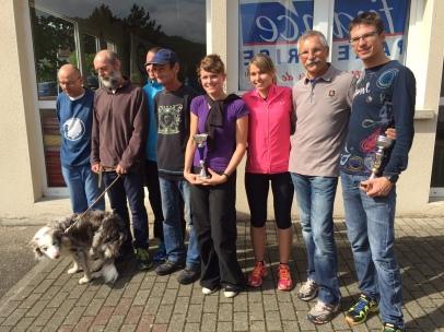 Le FMAC à Rosbruck pour la course de Ludo