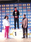Pascal Lang Premier V2 au Marathon Metz Mirabelle 2015