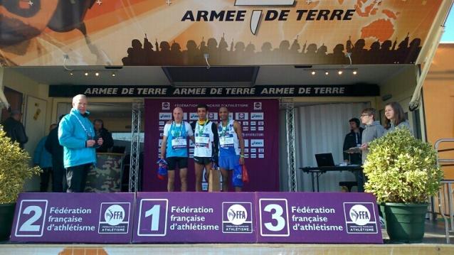 Abdel podium au Mans
