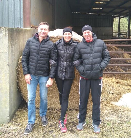 Le trio du FMAC à Nouilly