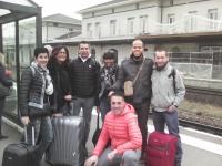 A la gare de Forbach