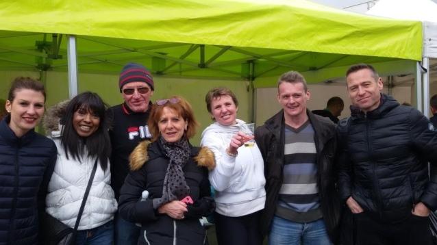 L'équipe du FMAC à Thionville