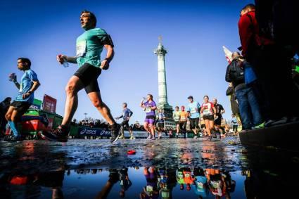 Marathon de Paris 1