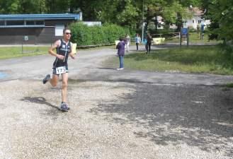 Sébastien au Triathlon de Metz