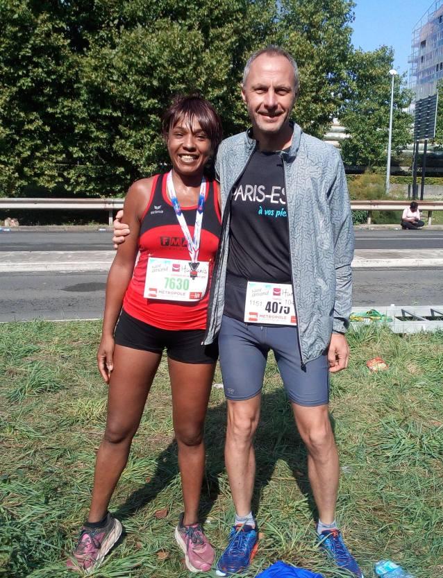 Aïcha et Jean-Marc